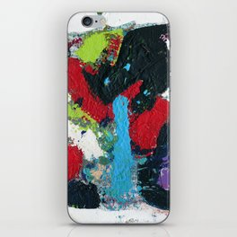 Tic Modern Painting iPhone Skin
