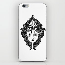 She Devil iPhone Skin