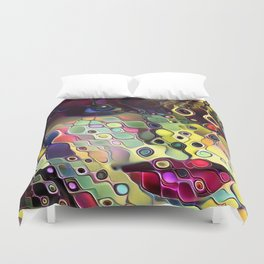 Witchy Woman Duvet Cover