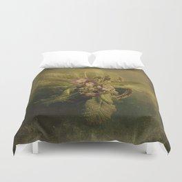 Little Winter Flower Duvet Cover