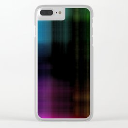 Semblance Clear iPhone Case