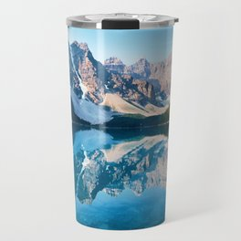 Moraine Lake, Canada #buyart #society6 Travel Mug
