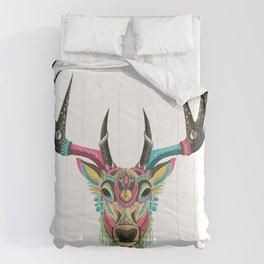 Color Deer Comforters