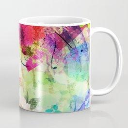 Floral Fantasy 7 Coffee Mug