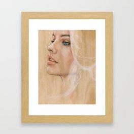 Resolve Framed Art Print