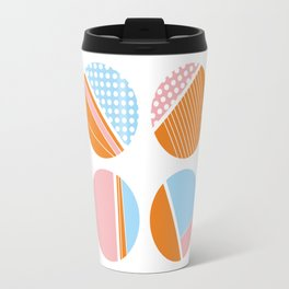 rund pattern Travel Mug
