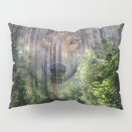 The Spirit of the Wild Pillow Sham