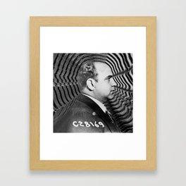 like a boss Framed Art Print
