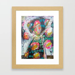 Wishes Do Come True Framed Art Print
