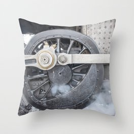 Strasburg Railroad Series 27 Throw Pillow