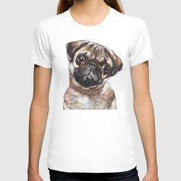 The Melancholy Pug T-shirt