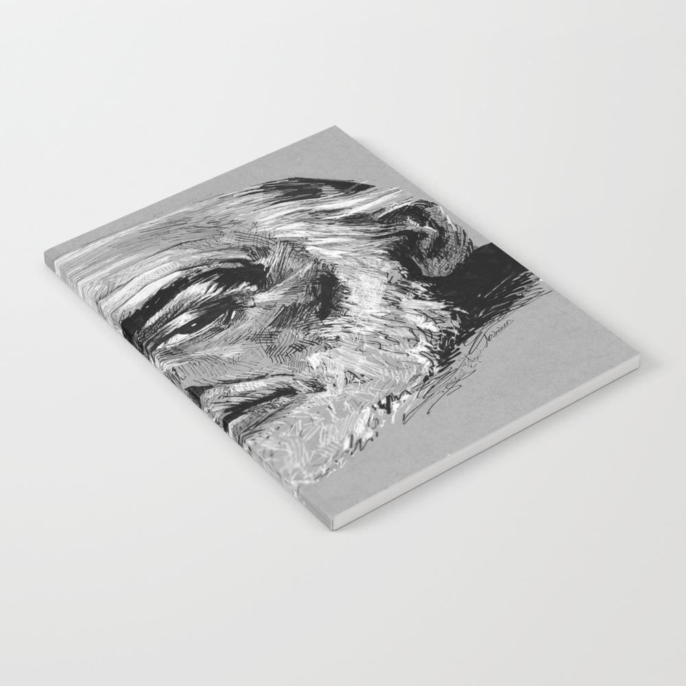 Sean Connery Notebook by Michael_nicholson NBK8542219