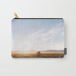 Nevada Desert Sunrise V Carry-All Pouch
