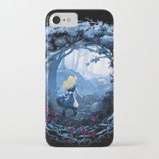 Follow the Rabbit iPhone 7 Slim Case