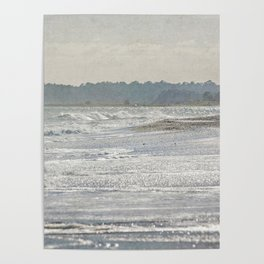 A Walk By the Glittering Sea Poster
