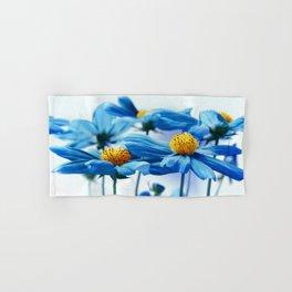 Cosmea blue 224 Hand & Bath Towel