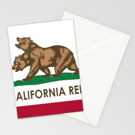 New California Republic Stationery Cards