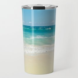 Beach Love Travel Mug