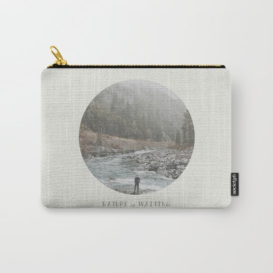 nature is waiting Carry-All Pouch