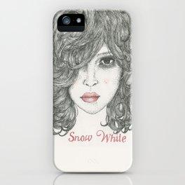 Snow White ♡ iPhone Case
