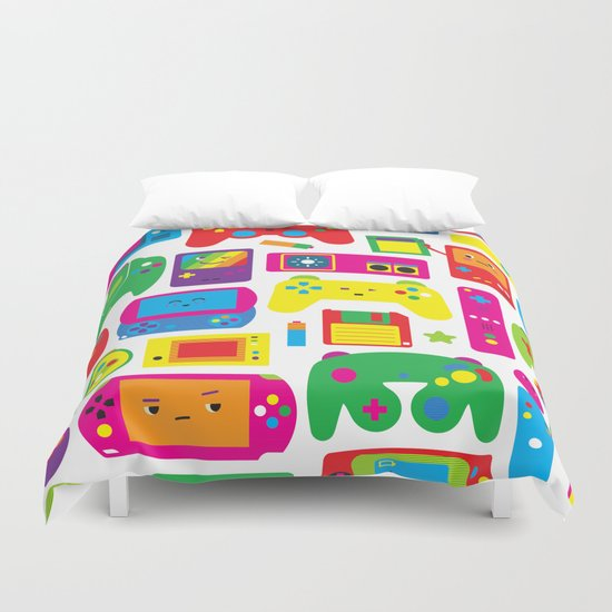 AXOR Heroes - Love For Games Duvet Cover