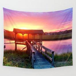 Litchfield Sunset Wall Tapestry