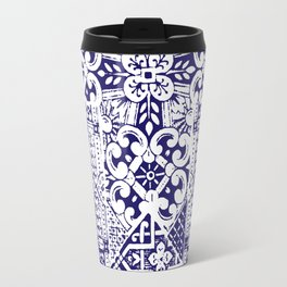 celtic ocean blue Travel Mug