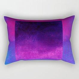 Square Composition VIII Rectangular Pillow