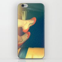 southwest iPhone & iPod Skins featuring Southwest by matthieu Brajot