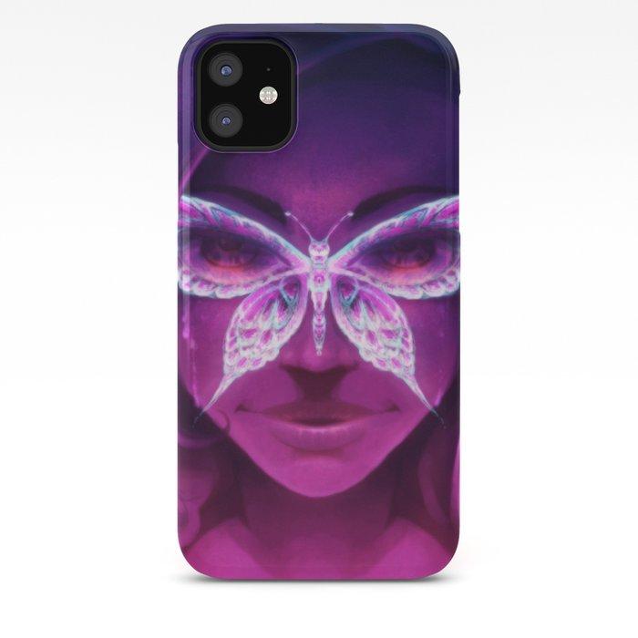 Butterfly Rash - Lupus Awareness iPhone