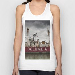 The Lightship Columbia Unisex Tank Top