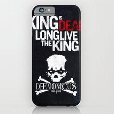 The King is dead. Long live the King. iPhone 6s Slim Case