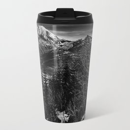 Mount St. Helens Travel Mug