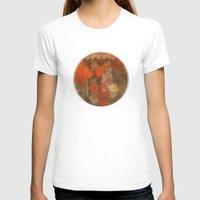 window T-shirts featuring Window by Cansu Girgin