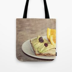 light snack Tote Bag