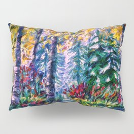 Deep in the Woods Pillow Sham