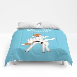 Slow Fox Terriers Comforters