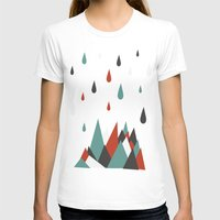vancouver T-shirts featuring North Vancouver by Daina Lightfoot