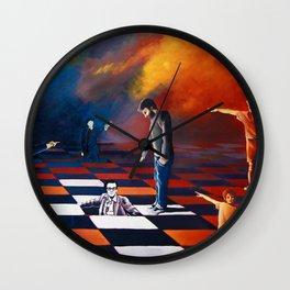 Pasolini, l'arte e la scena / Pasolini, the art and the scene Wall Clock