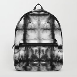BW Shibori Grid Backpack