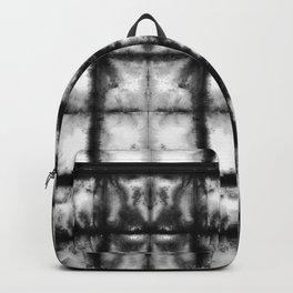 BW Shibori Grid Backpack