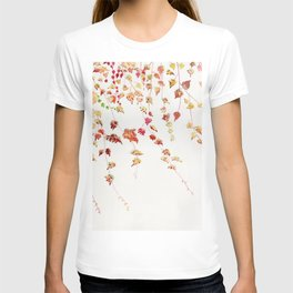 Vines Watercolor T-shirt