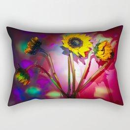 Sunfleurs Rectangular Pillow
