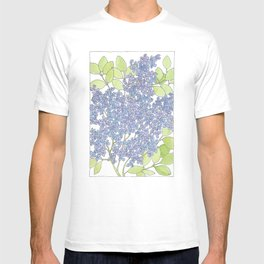 lovely lilac T-shirt