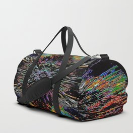Candy Wrapper Duffle Bag