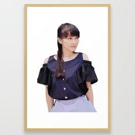 Ayaka #3 Framed Art Print