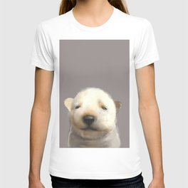 Jindo puppy runny nose T-shirt