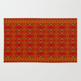 Influenza C Tapestry by Alhan Irwin Rug