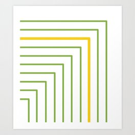Different Art Print
