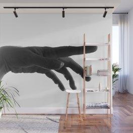 Touching you Wall Mural